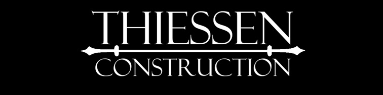 thiessen construction home builder